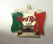 Hard Rock Cafe ROME - GRAND OPENING STAFF PIN - HRC ITALY FLAG