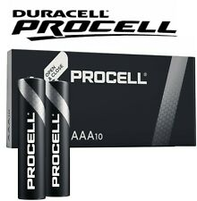Duracell AAA Alkaline Batteries Industrial Procell Professional LR03, MN2400