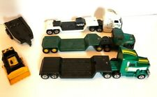 Buddy L toys Trucks Trailer mixed lot buddy L mixed years used tractor trailer