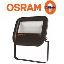 OSRAM LEDVANCE LED SECURITY FLOOD FLOODLIGHT LAMP 50W 4000K-WARM WHITE- BLACK