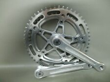 Stronglight 105 Bis French crankset with dust caps