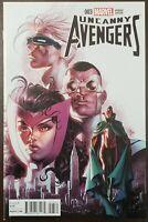 UNCANNY AVENGERS #3 - Mike Deodato Variant 1:25 - Vol 2, 2015 - Marvel - MCU