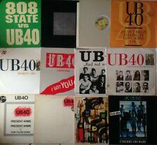 LOT 10 DISQUES 33T - LP - MAXI SPECIAL UB 40