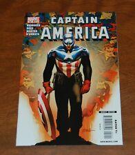 Captain America #50, 2009, Vf+, Marvel, Brubaker, Winter Soldier, Avengers ^