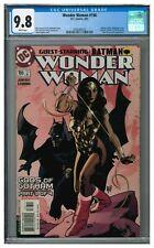 Wonder Woman #166 (2001) Classic Adam Hughes Cover CGC 9.8 HH482