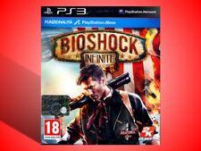 BIOSHOCK INFINITE GIOCO PER PLAYSTATION 3 PS3 VERSIONE ITALIANA NUOVO SIGILLATO!