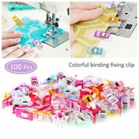 Mixed Magic Sewing Clips for Fabric Crafts Quilting Sewing Knitting Crochet 2020