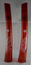 kenzo flower tag 3.4 oz eau de toilette spray by kenzo for women,s 2pc set new