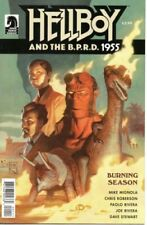 Hellboy And The BPRD 1955 Burning Season  2018, Dark Horse  Mignola COVER A