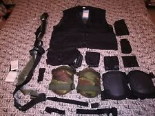 Paintball Air Soft protective clothes Vest Belts Pouches knee pads Viper Coxy's