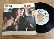 45 tours Cheap Trick The flame / Through the night 1988 EXC+