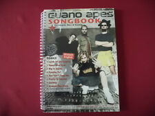Guano Apes-cancionero. cancionero notas libro vocal Guitar Bass