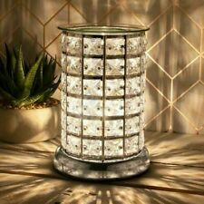 AROMA LP46008 Desire Touch Table Lamp - Silver