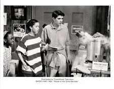 Attack of the Slime Monster 8x10 Black & white movie photo #