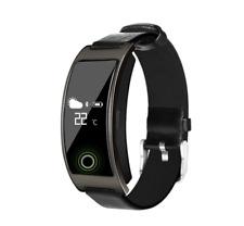 CK11S Bluetooth Smart Watch Sport Bracelet Blood Pressure Tracker Android IOS