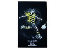 BVB 09 Sebastian Kehl Kunstdruck 80X50cm Borussia Dortmund Wandbild Fanartikel