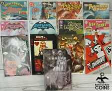 Lot of 135: Assorted Comics Marvel, DC, Batman & Robin, Teen Titans, Daredevil