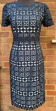 BRAND NEW HOBBS SAMPLE MABELLE LACE DRESS  SIZE 8