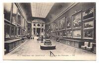 chateau de chantilly      la galerie des peintures