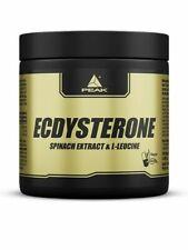 23,98€/100g Peak - Beta Ecdysterone Spinatextrakt - 120 Kapseln Spinat Fitness