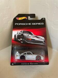 Hot Wheels Porsche 993 GT2 Porsche Series #4/8 Silver U10
