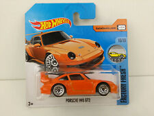Hot Wheels Porsche 934.5 Factory Fresh Mattel Hw105