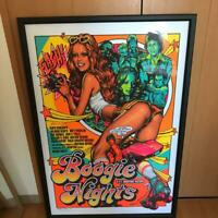 ROCKIN' JELLY BEAN ART POSTER RARE JAPAN SEXY GIRL LIMITED EDITION COLLECTIBLE