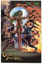 Grimm Fairy Tales #60 Greeneville Comics Exclusive Variant Cover E