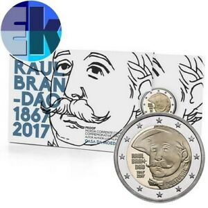 Ek // 2 euro BE Portugal 2017 Raul Brandão : Nouveau