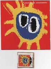 Primal Scream Screamadelica CD Album + Stamp @@LOOK@@