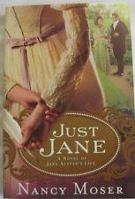 BEING JANE A Novel of Jane Austen's Life: Nancy Moser sc 2007