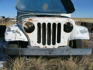DJ-5 C 74 1974 Jeep Dispatcher Post Office 5 SLOT GRILLE ONLY  >PARTING OUT<