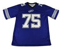 Miller Lite Beer Mens #75 Football Jersey Shirt New M, L, XL