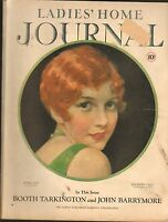 JUNE 1927 LADIES HOME JOURNAL magazine GREAT ADS