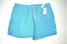 afb75c40d64 NWT $85 Tommy Bahama Blue Swim Trunks Mens Size 2XL 3XL Board Shorts NEW  Naples