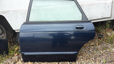 Jaguar XJ8 Rear Nearside Door Sapphire Blue with Glass & electrics