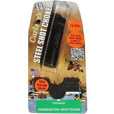 Carlsons Choke Tube 12GA Remington 11-87 870 1100 Extended Steel Shot Mid #07263