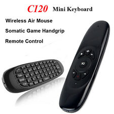 T10 C120 wireless mini keyboard 2.4Ghz Gyroscope air mouse original factory