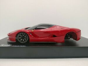 Kyosho MINI-Z Body Ferrari LaFerrarl Red Used Damaged and scratched