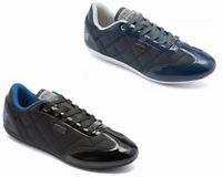 Henleys Project DLX CARLSON Mens Shoes Black Grey Navy Trainers UK 6 - 12