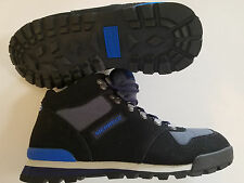 New Merrell Hiking Trails Streets Boots Shoes Women 7 Black & Blue