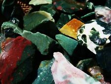 1000 Carat Lots of Bloodstone Rough - Plus a very nice FREE faceted Gemstone
