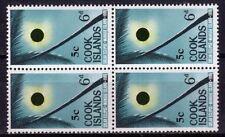 Cook Islands (Pre-1965) Block Stamps