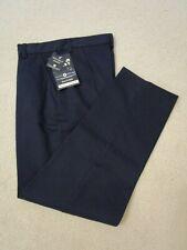 New listing Nwt ~ Boys French Toast Navy Blue School Pants ~ 28 x 29 ~ Uniform ~ Double Knee