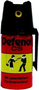 Ballistol Defenol CS spray di difesa spray al pepe, 40 ml, in blister