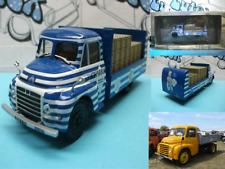 Truck camión camion camião  Citroën U23 França-1961 (Charrier)  Ixo/Altaya 1:43