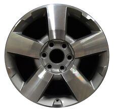 "19"" GMC Acadia 2010 2011 2012 Factory OEM Rim Wheel 5430 Charcoal Machined"