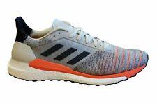 New Adidas Solar Glide Mens Shoe Blue White Orange D97080 Ultra Boost