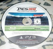 PES 2010 PRO EVOLUTION SOCCER - Playstation 3 Ps3 Play Station Gioco Game