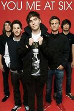 You Me At Six - Maxi Poster 61cm x 91.5cm (new & sealed)